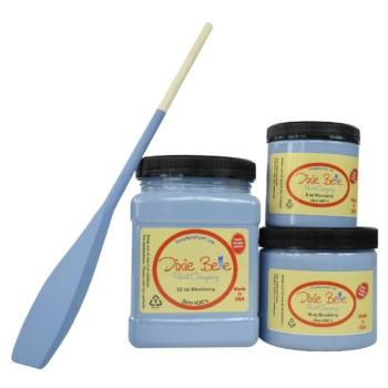 Farba na nábytok Dixie Belle Blueberry Chalk