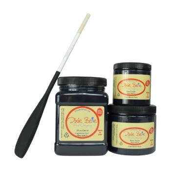 Farba na nábytok Dixie Belle Caviar Chalk