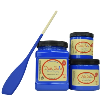 Farba na nábytok Dixie Belle Cobalt Blue Chalk