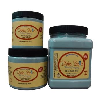 Farba na nábytok Dixie Belle Dusty Blue Chalk