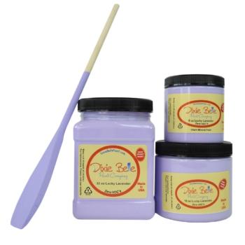 Farba na nábytok Dixie Belle Lucky Lavender Chalk
