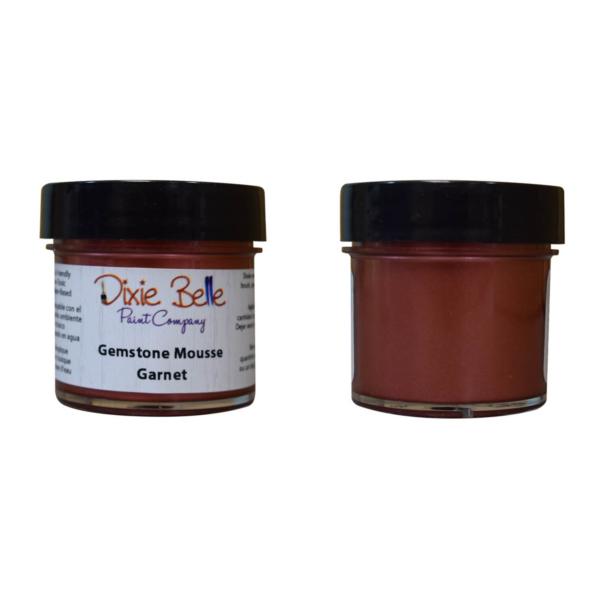 Metalická dekoračná pena Garnet